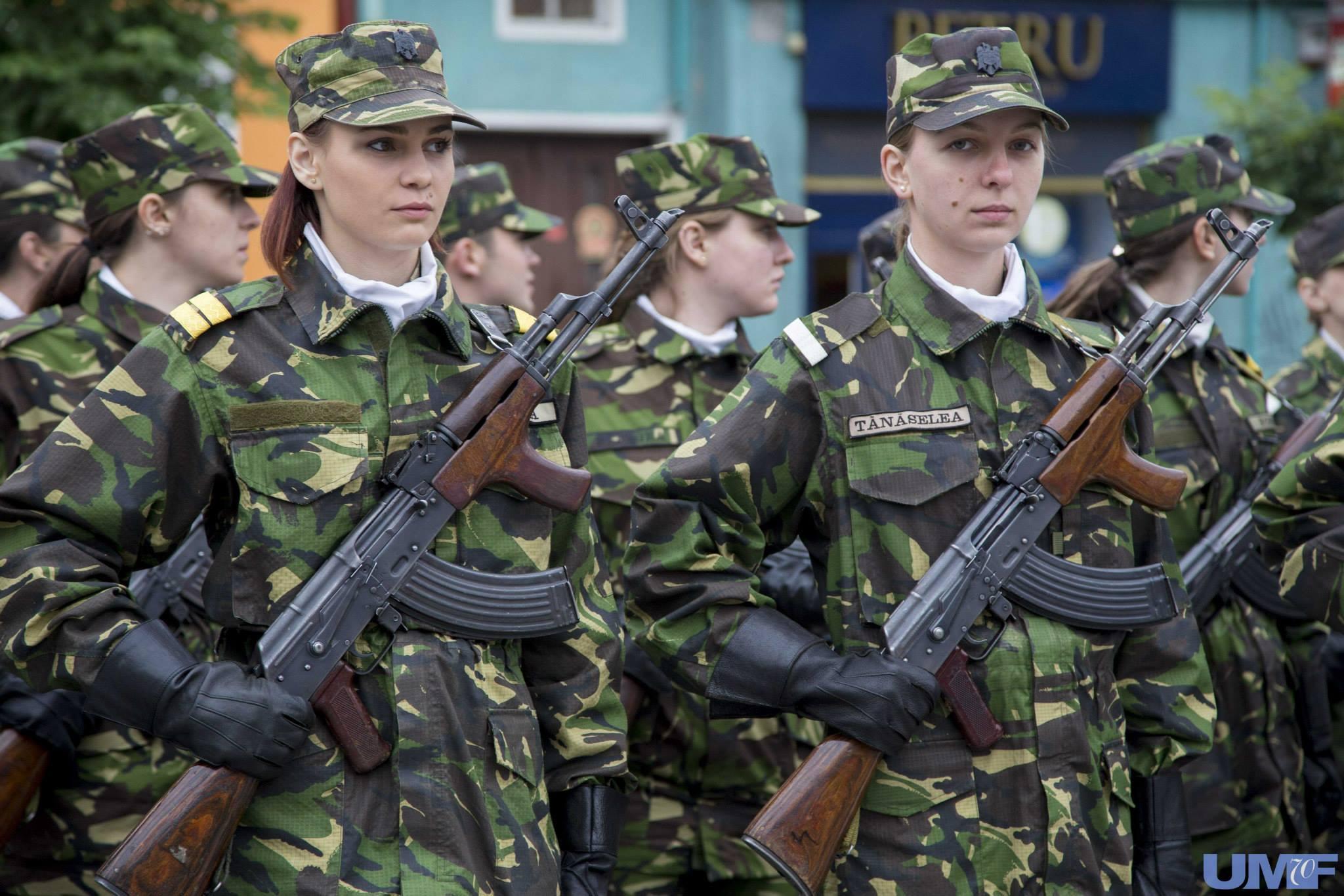Medicina militară – mândrie naţională la UMF