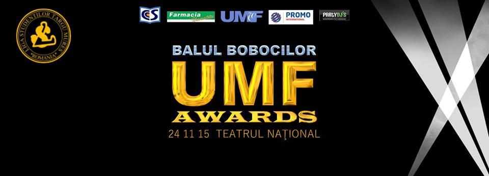 Balul Bobocilor 2015 – UMF Awards