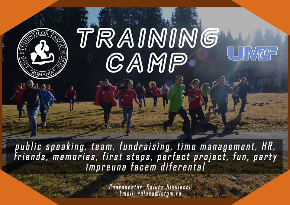 Training Camp LSTGM