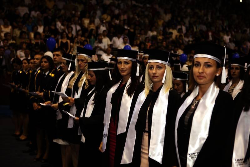 Graduation ceremony of Class 2016 – Organising details