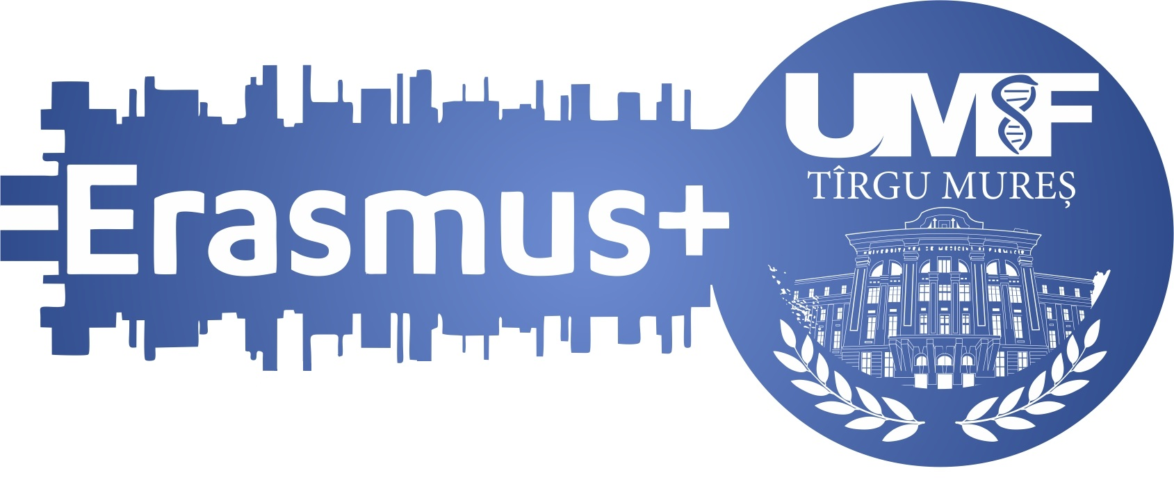 Mobilități de plasament 2016/2017 – Erasmus+