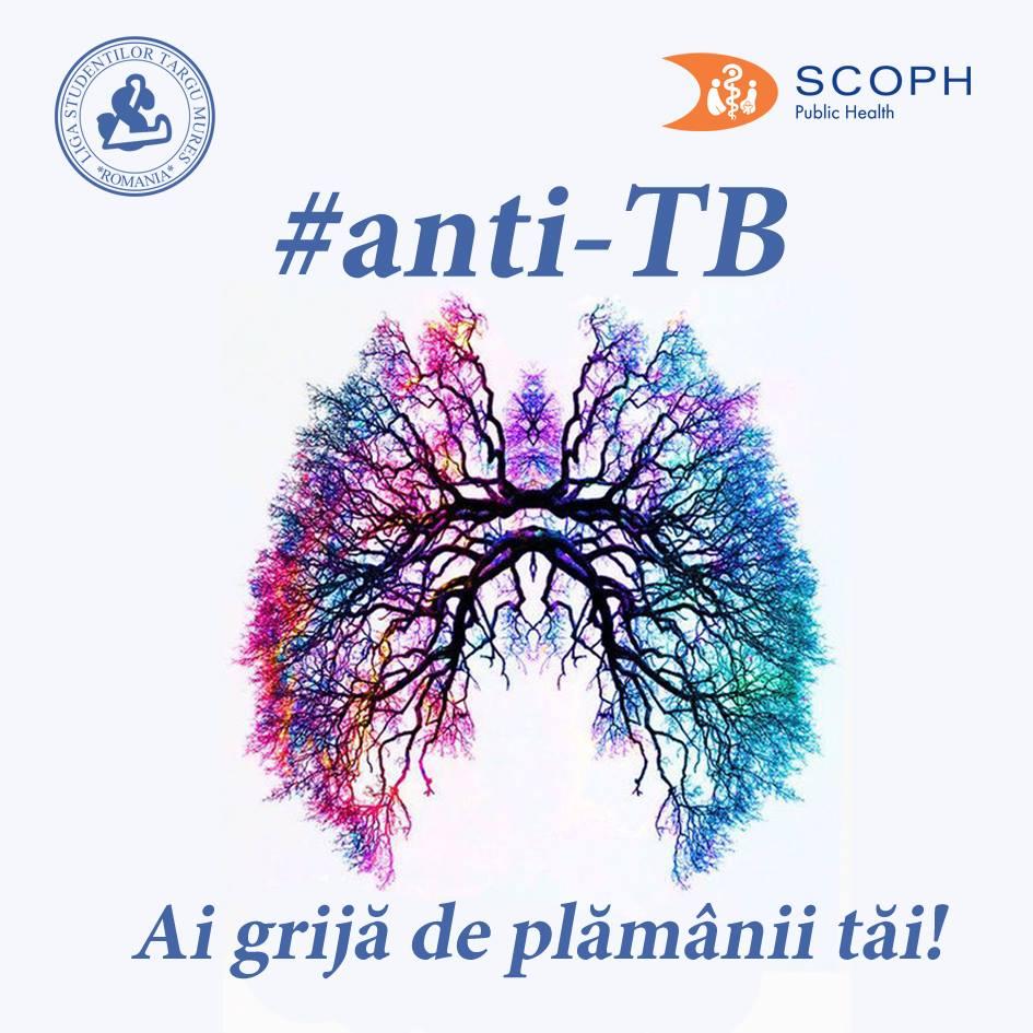 Impreuna învingem tuberculoza!