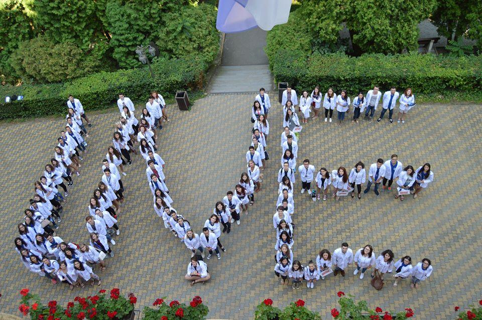 Liceenii, studenți la UMF Tîrgu Mureș pentru o săptămână
