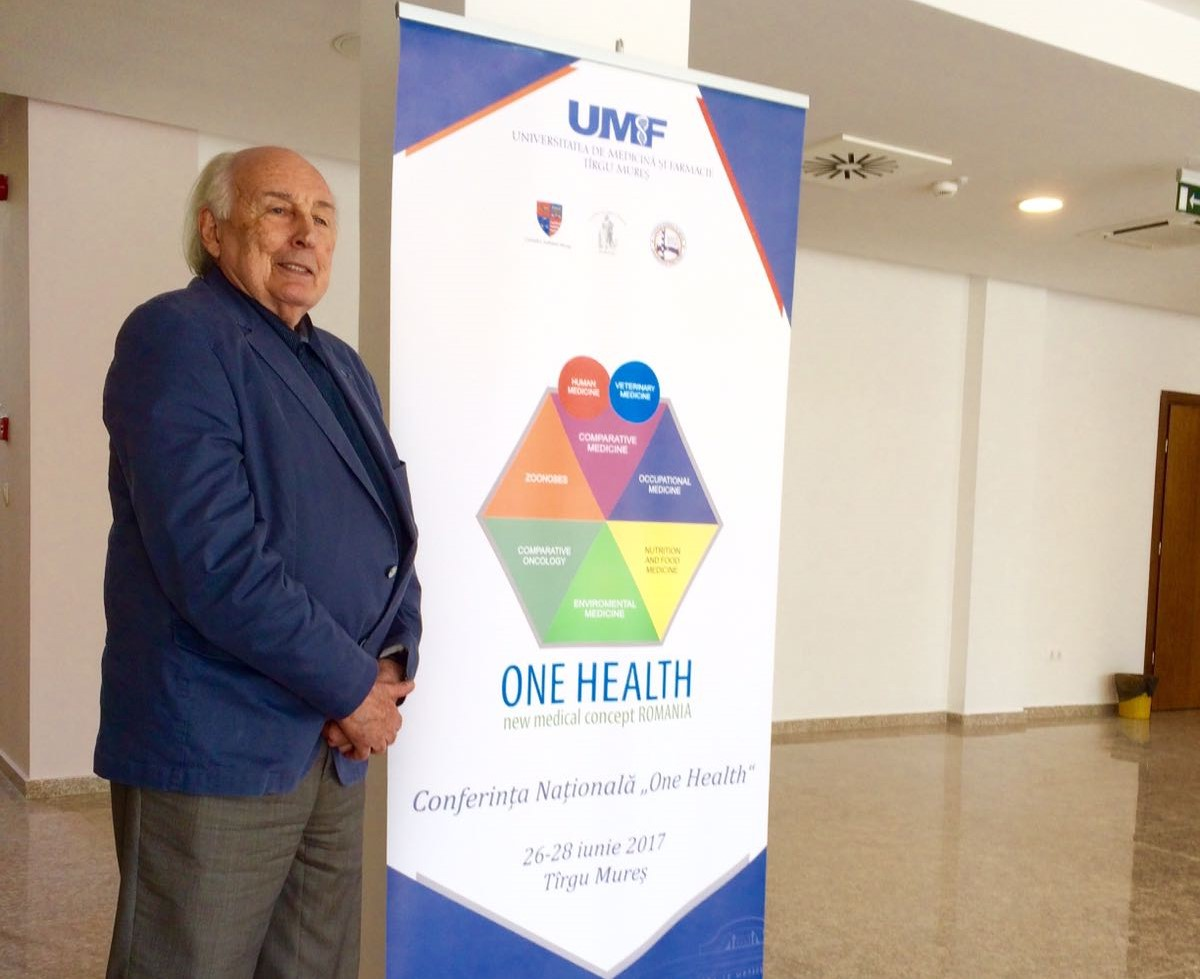 """Cursuri postuniversitare """"One health"""", în premieră în România"""