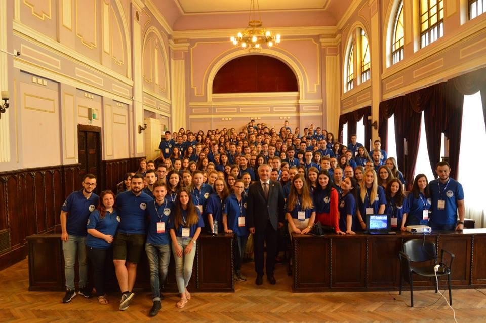 FOTO: Universitatea de Vară pentru Elevi, o ediție de succes