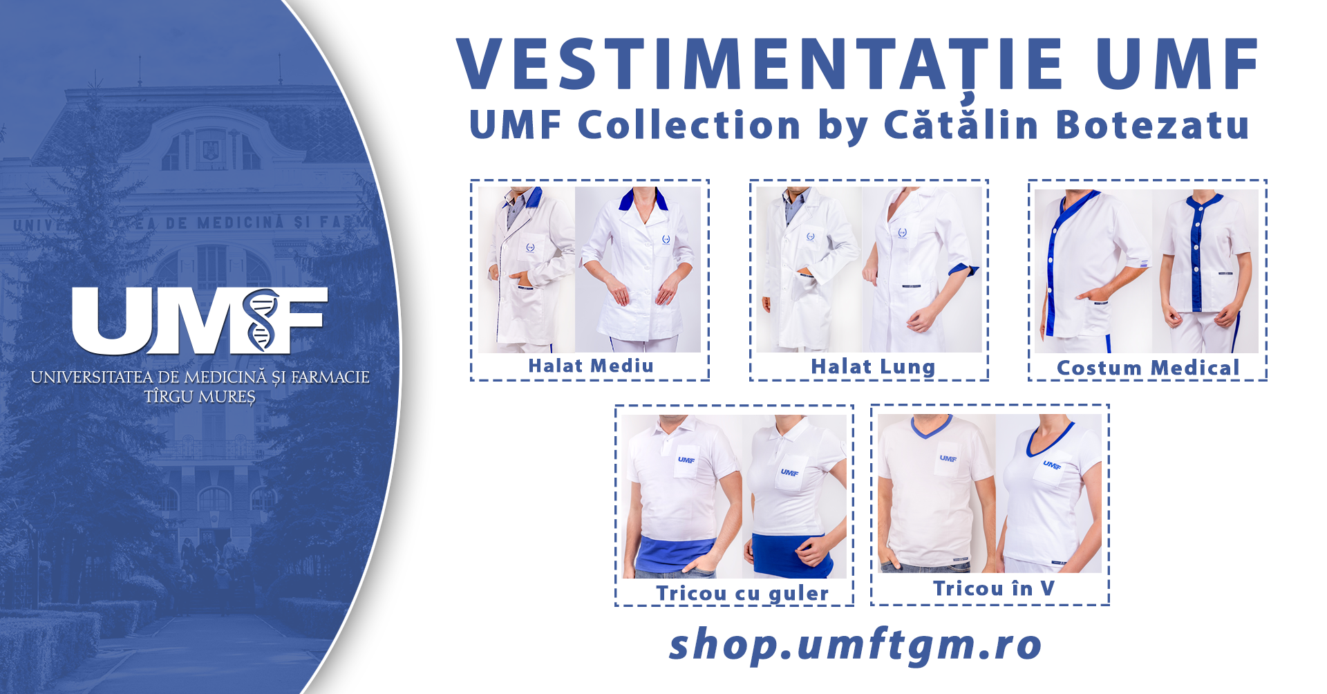 Noutăți la UMF Shop!