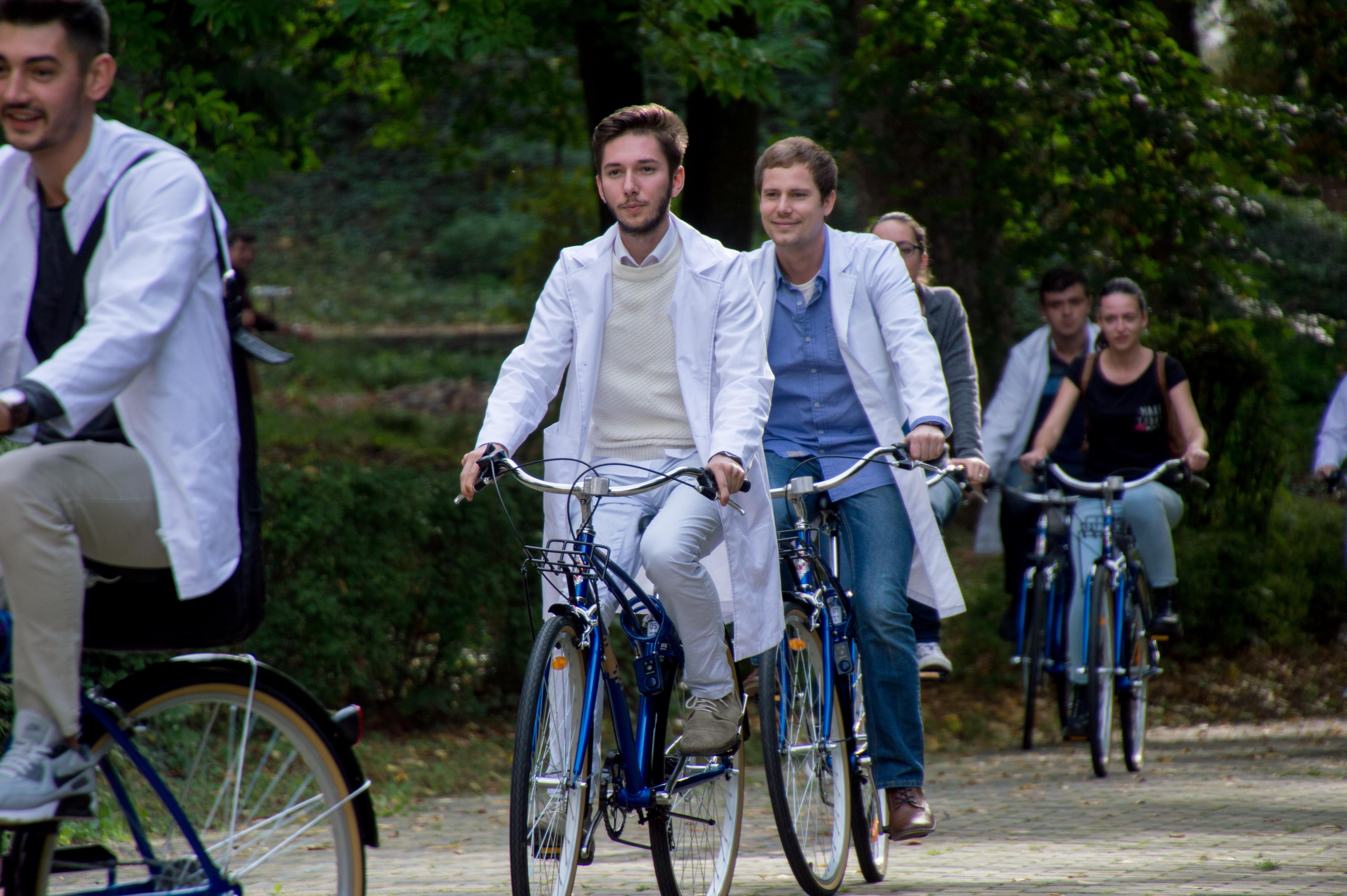 UMF Student Bike, primul proiect de bike-sharing pentru studenți din România