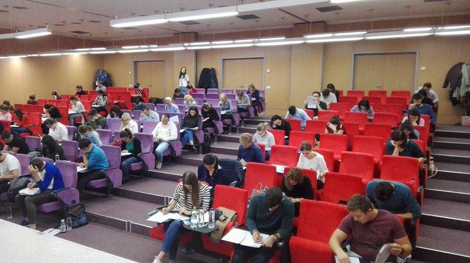 Simularea examenului de Rezidențiat pentru absolvenții Facultății de Medicină Dentară