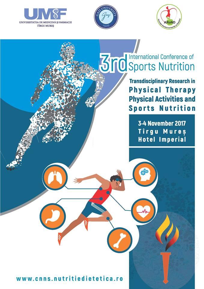 conferinta de nutritie sportiva