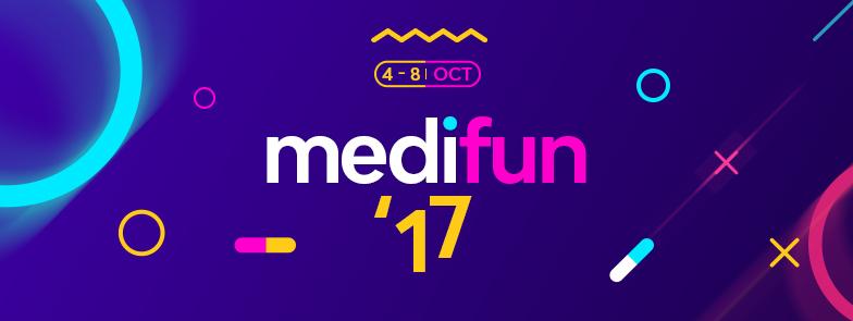 Începe festivalul MEDIFUN!