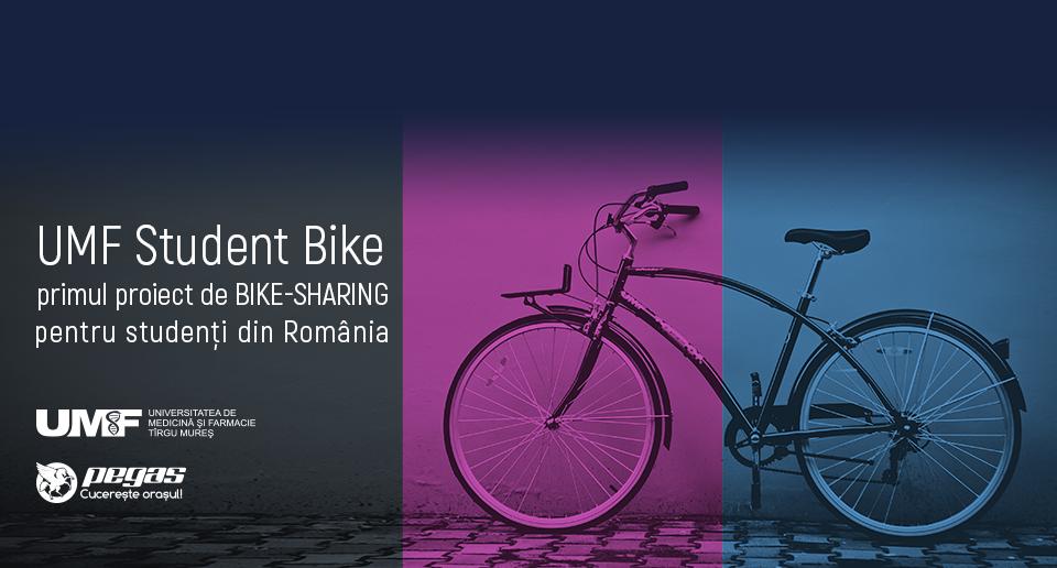 Cum poți închiria biciclete Pegas