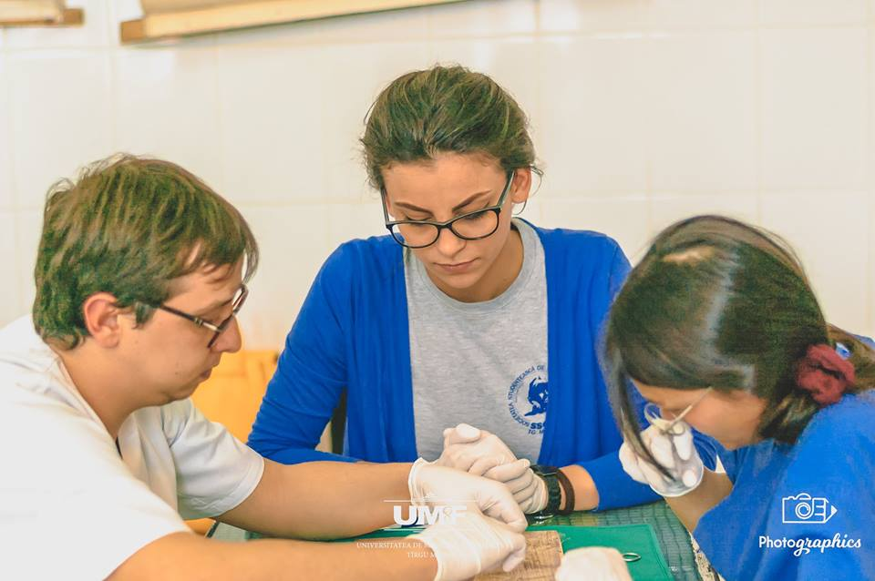 tineri chirurgi