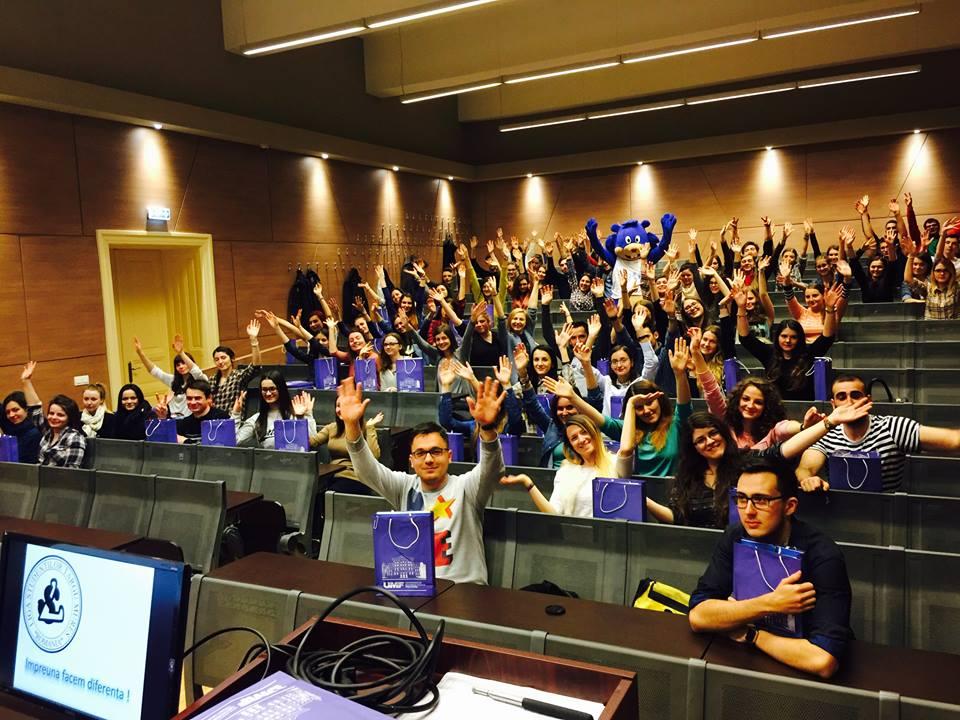 Studenți mediciniști din întreaga țară sunt așteptați la UMF Tîrgu Mureș