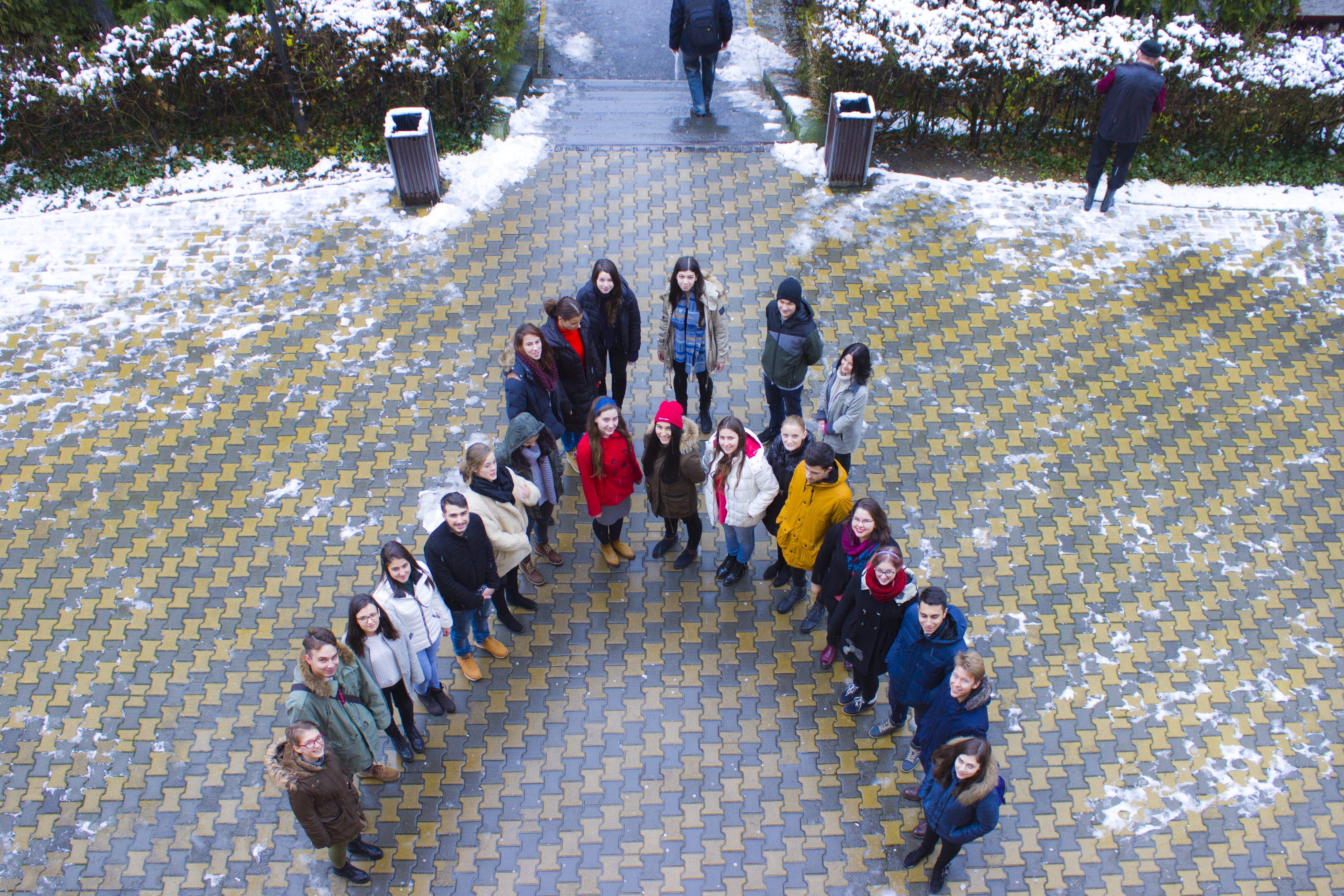 Fundă umană la UMF Tîrgu Mureș