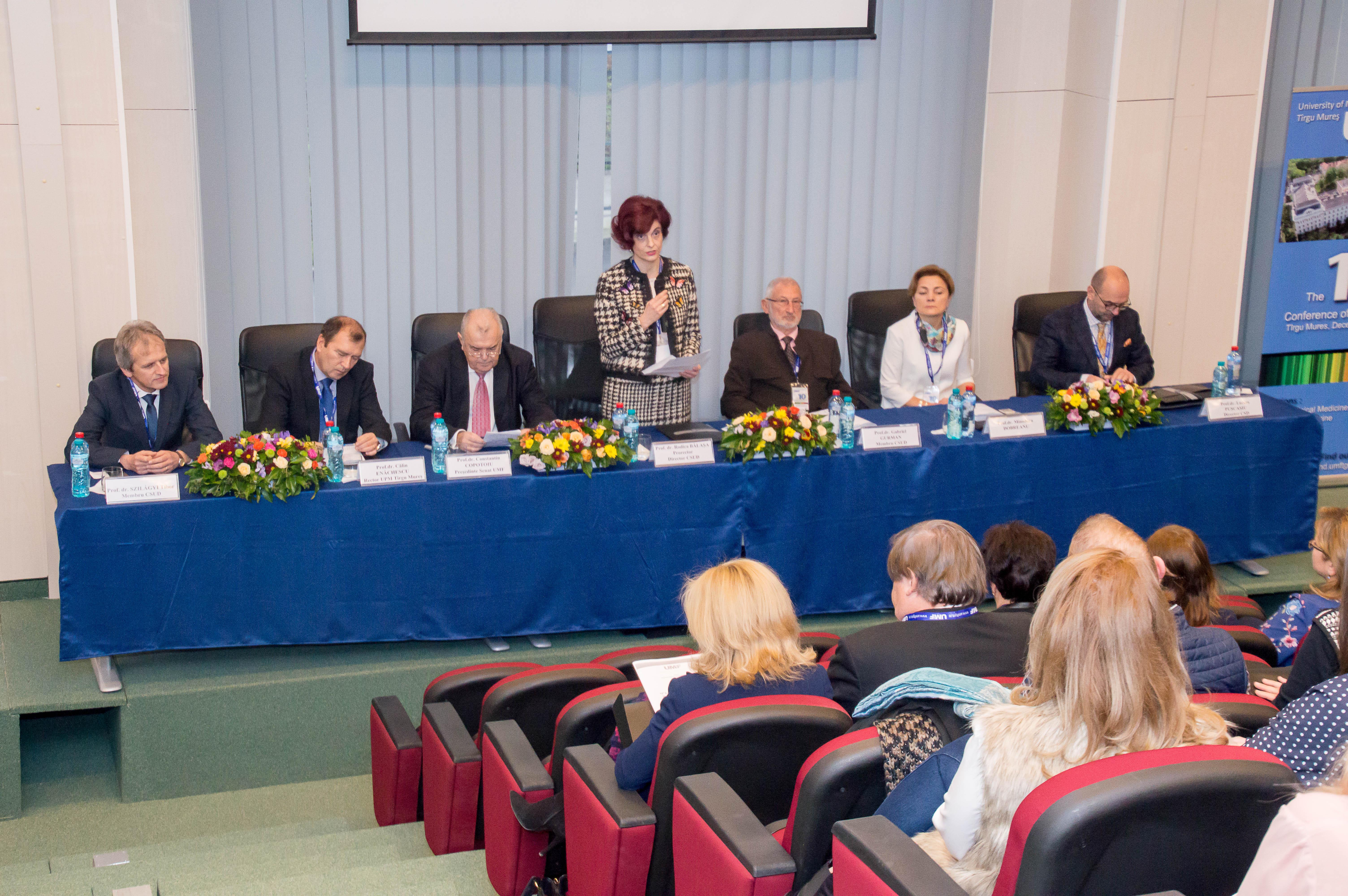 Conferința Doctoranzilor și a Tinerilor Doctori în Medicină și Farmacie, la ediția a 10-a