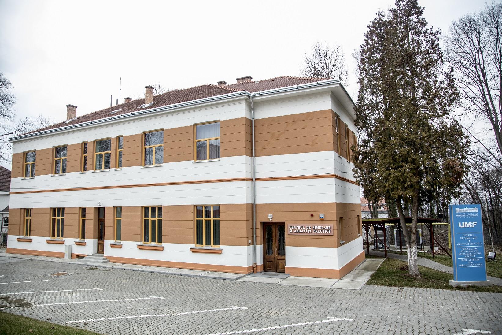 Centrul de Simulare și Abilități Practice al UMF, primul centru din România acreditat internațional