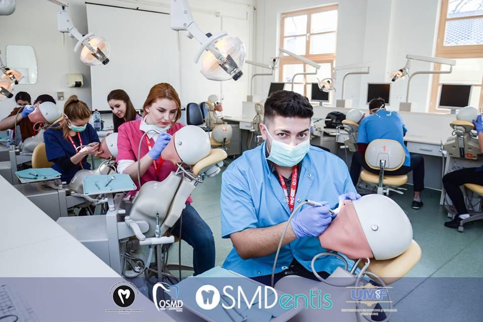 Actualitățile în stomatologie, prezentate în cadrul Simpozionului OSMDentis 2018