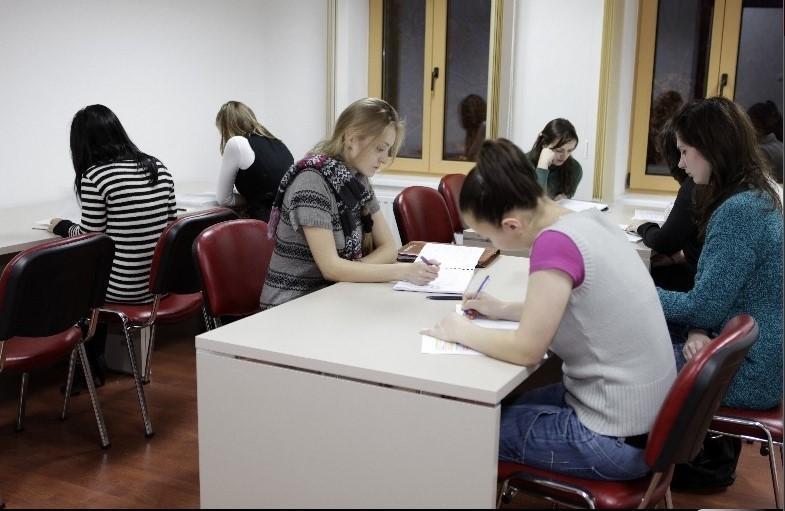 Studenții UMF Tîrgu Mureș, în sesiune
