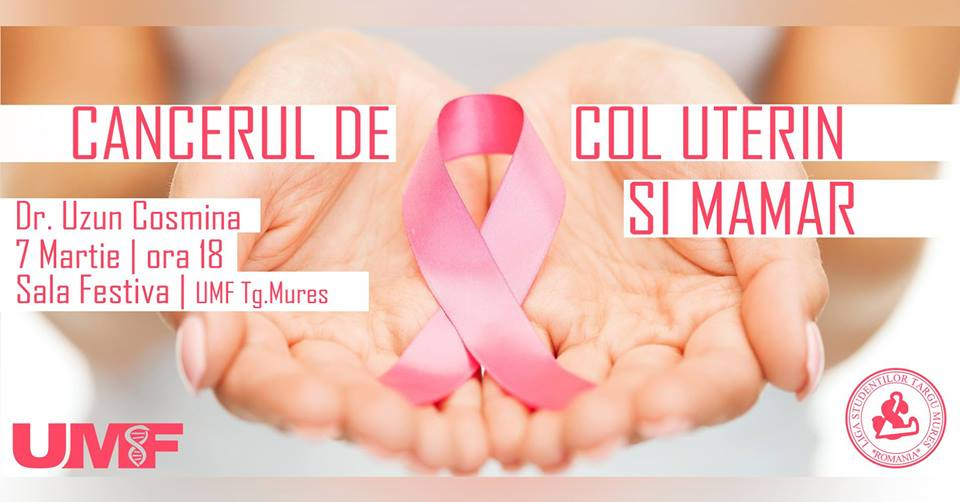 Prezentare despre importanța prevenției cancerului de col uterin și de sân