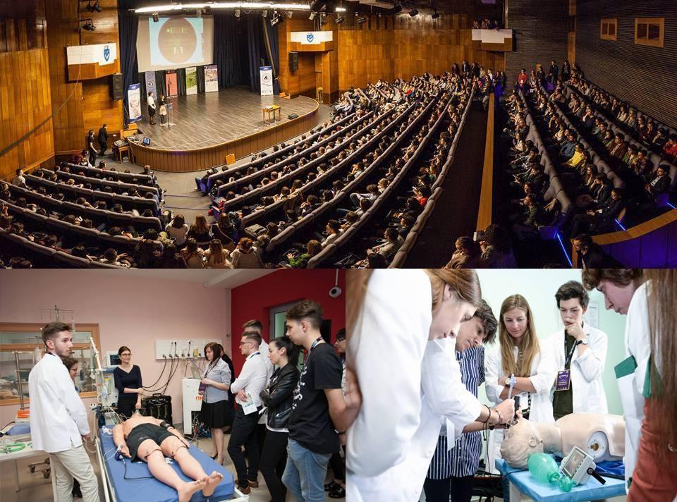Congresul Internațional pentru Studenți, Tineri Medici și Farmaciști Marisiensis 2018