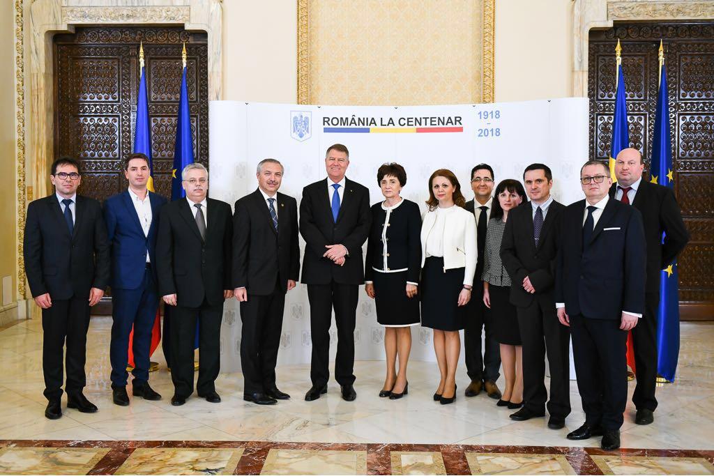 Romania la Centenar 1