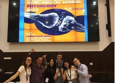 Studenții UMF Tîrgu Mureș vor reprezenta România în Malaezia la un concurs de fiziologie