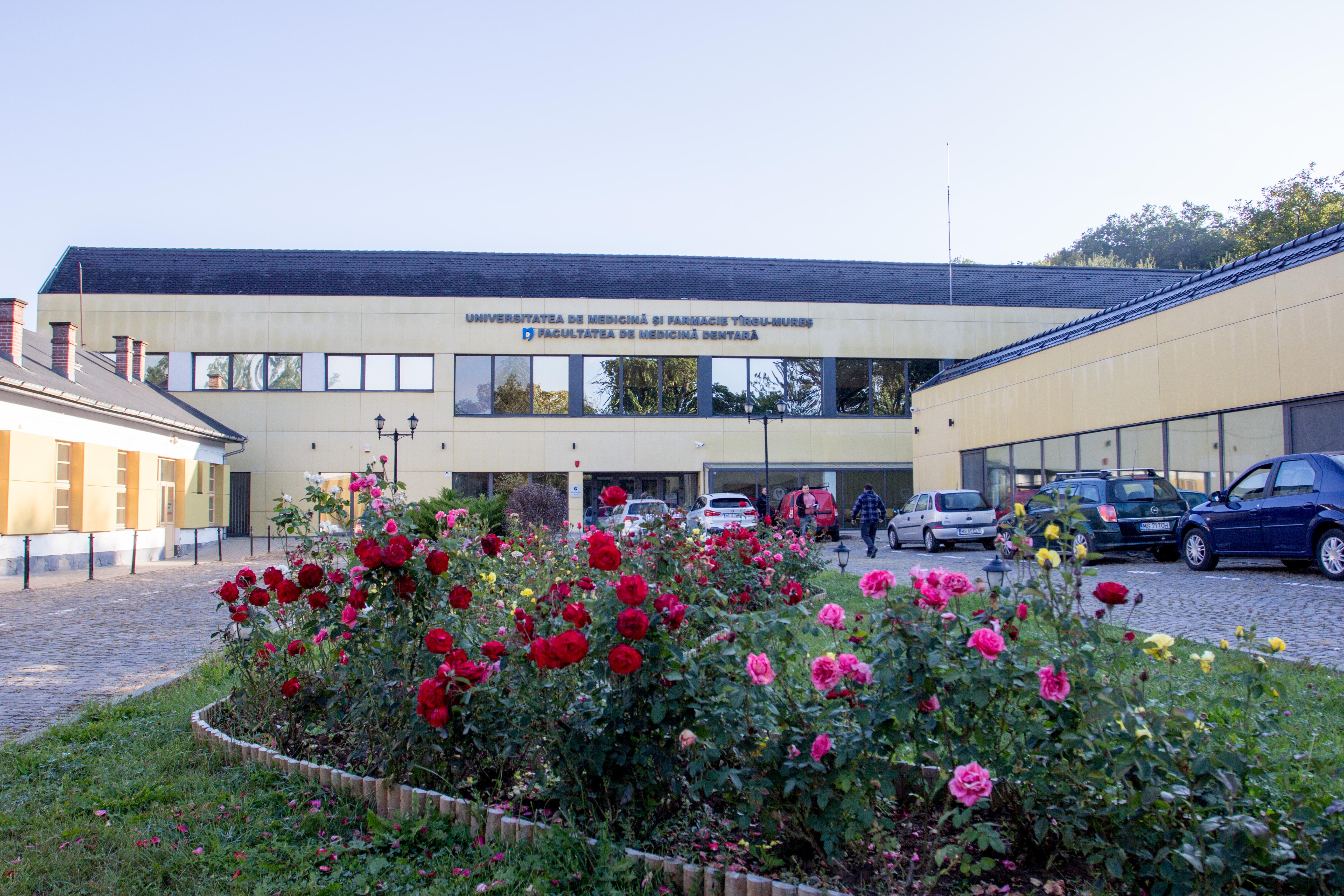 Aparatură ultramodernă și servicii noi de imagistică dentară la UMF Tîrgu Mureș