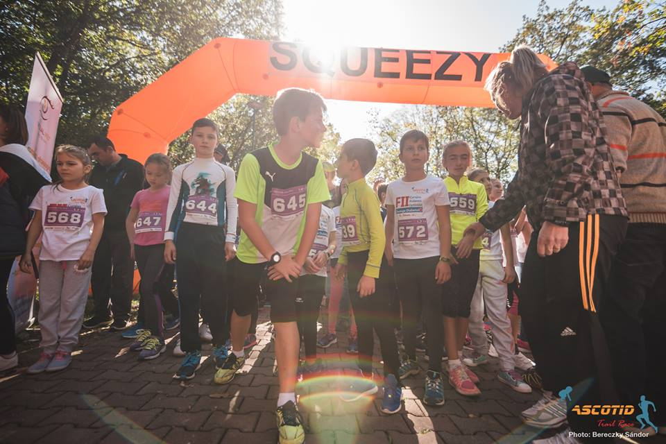 O nouă ediție a competiției ASCOTID Trail Race