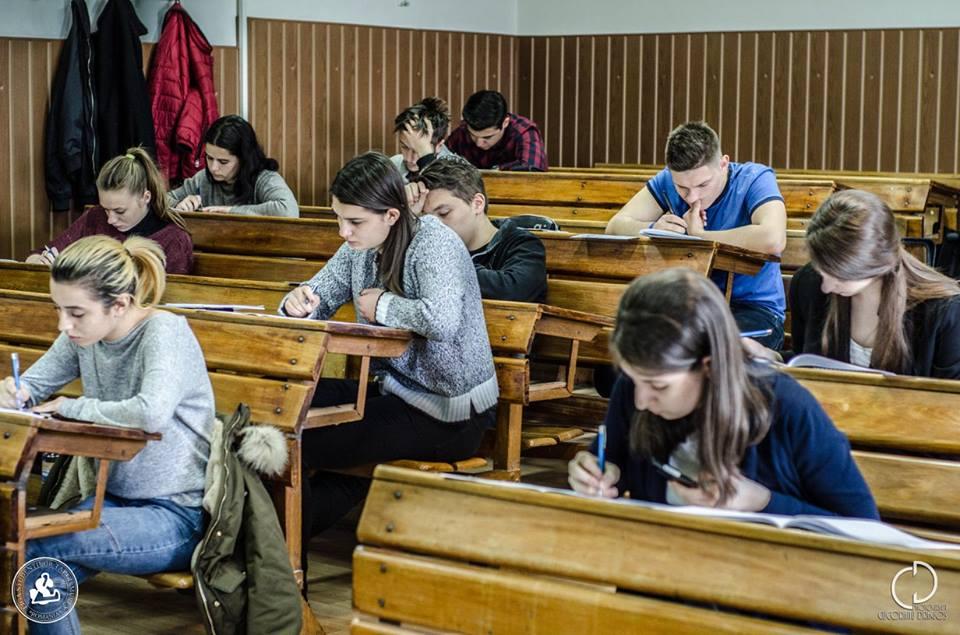 Anunț pentru studenții UMF Tîrgu Mureș. Înscrieri la modulul psihopedagogic, nivel I, cursuri de zi