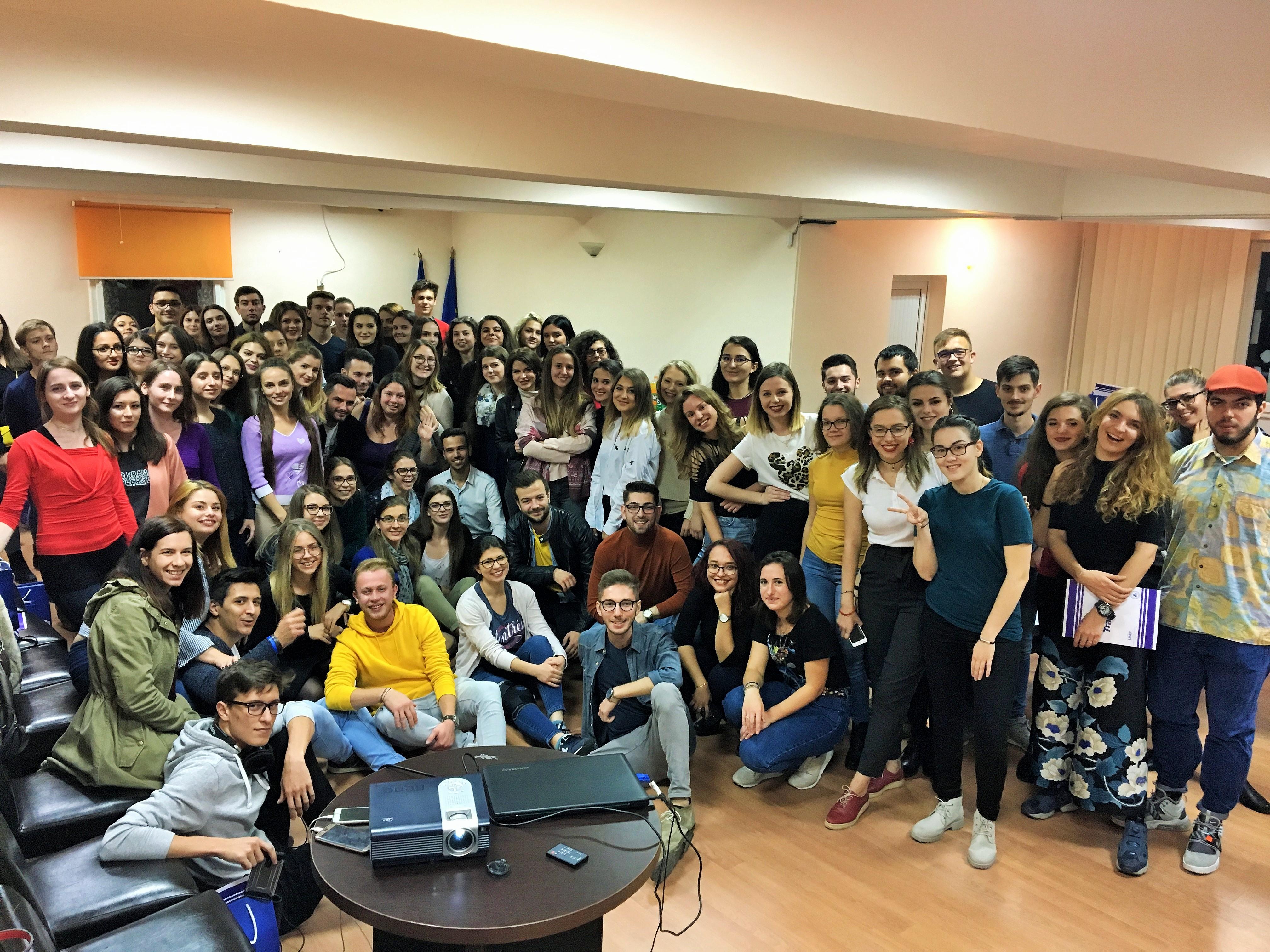 Mediciniști din marile centre universitare, schimb de experiență la UMFST Târgu Mureș