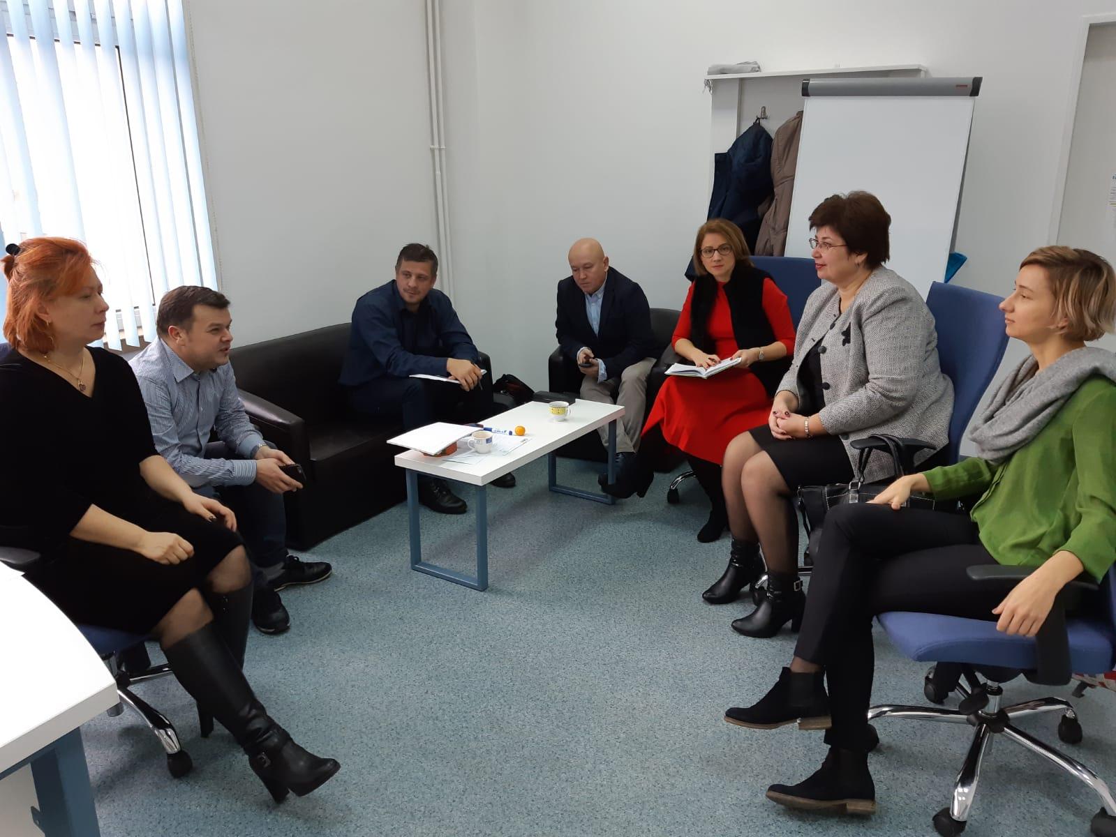 Workshop în domeniul accesării de proiecte cu finanțare europeană, la Facultatea de Economie și Drept