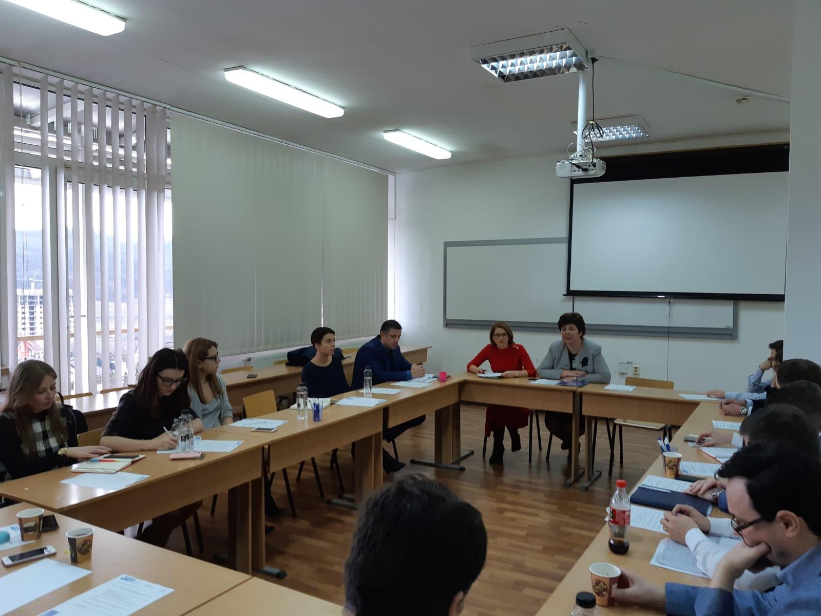 Așteptări și contribuții ale angajatorilor la formarea profesională a studenților economiști