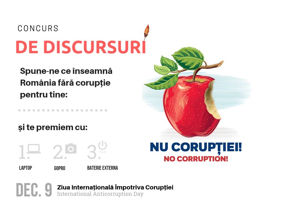 Concurs de discursuri pentru studenții UMFST Târgu Mureș