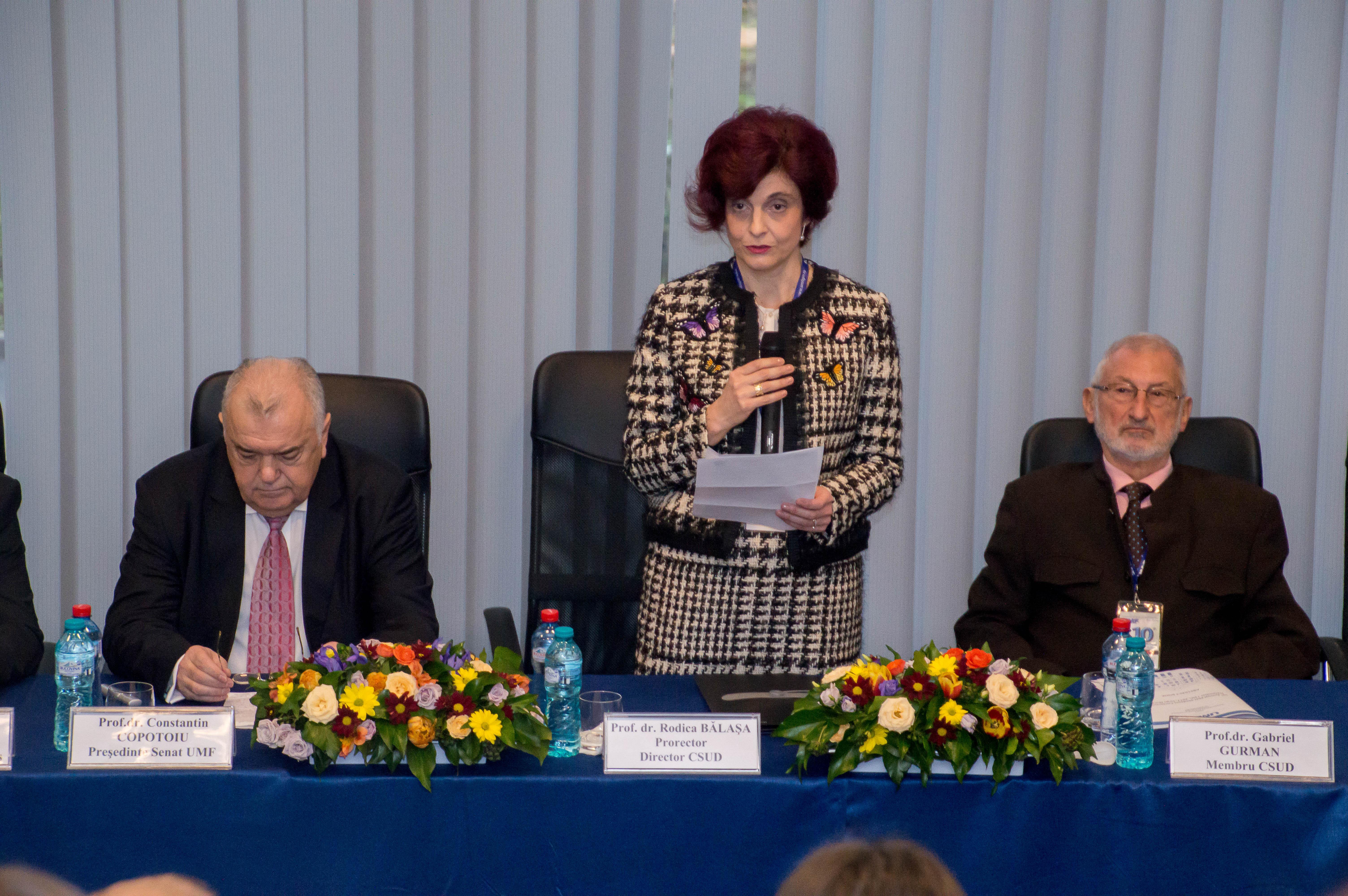 Conferinţa Doctoranzilor şi Tinerilor Doctori, la UMFST Târgu Mureș