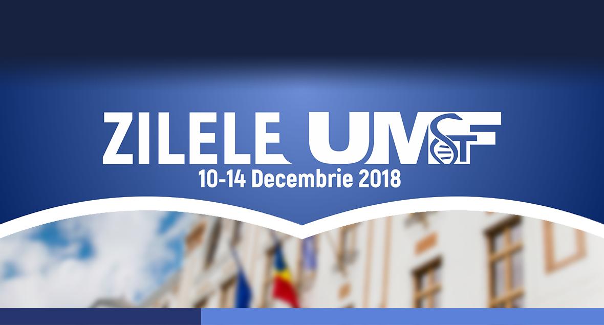 Zilele UMFST 2018