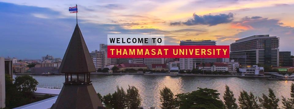 Practică de vară de o lună la Universitatea Thammasat din Thailanda
