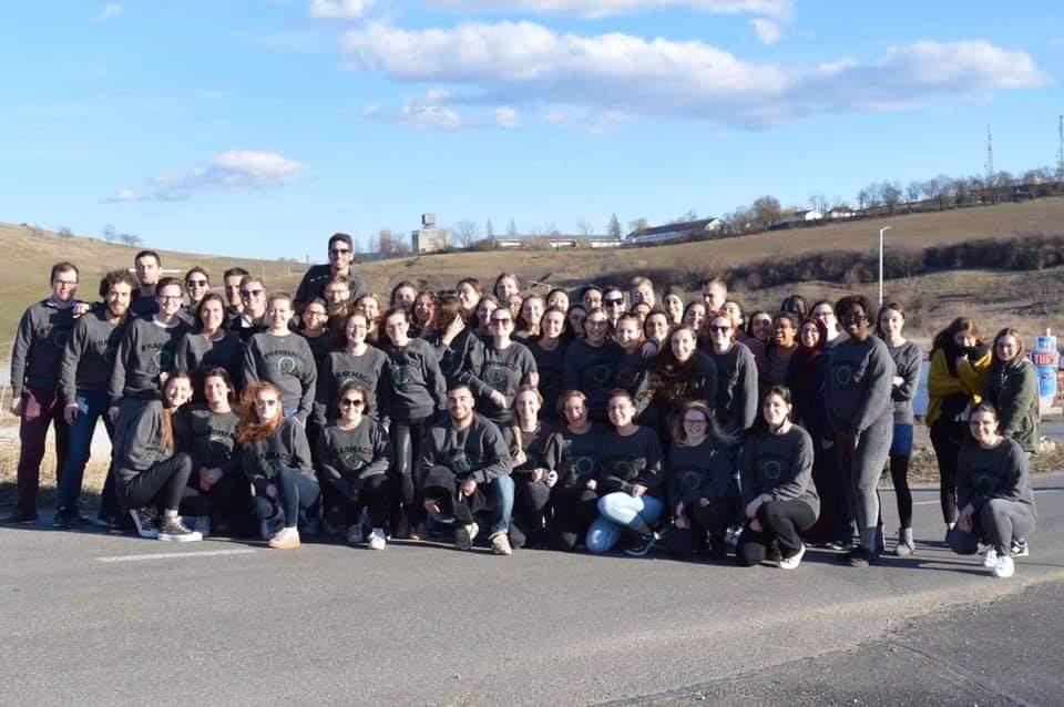 Studenți la Farmacie din Liège, în vizită didactică la UMFST Târgu Mureș