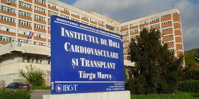 Ziua Mondială a Sănătății: Institutul Inimii din Târgu Mureş, decorat de Președintele României