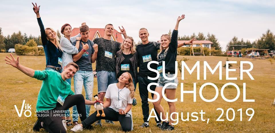 Studenții UMFST Târgu Mureș, invitați să se înscrie la Școala Internațională de Vară din Vilnius