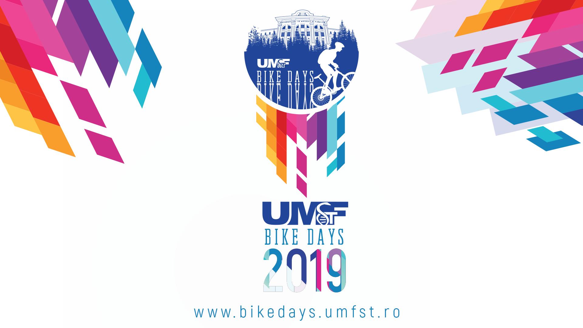 A doua ediție UMFST Bike Days la Universitatea de Medicină, Farmacie, Științe și Tehnologie din Târgu Mureș
