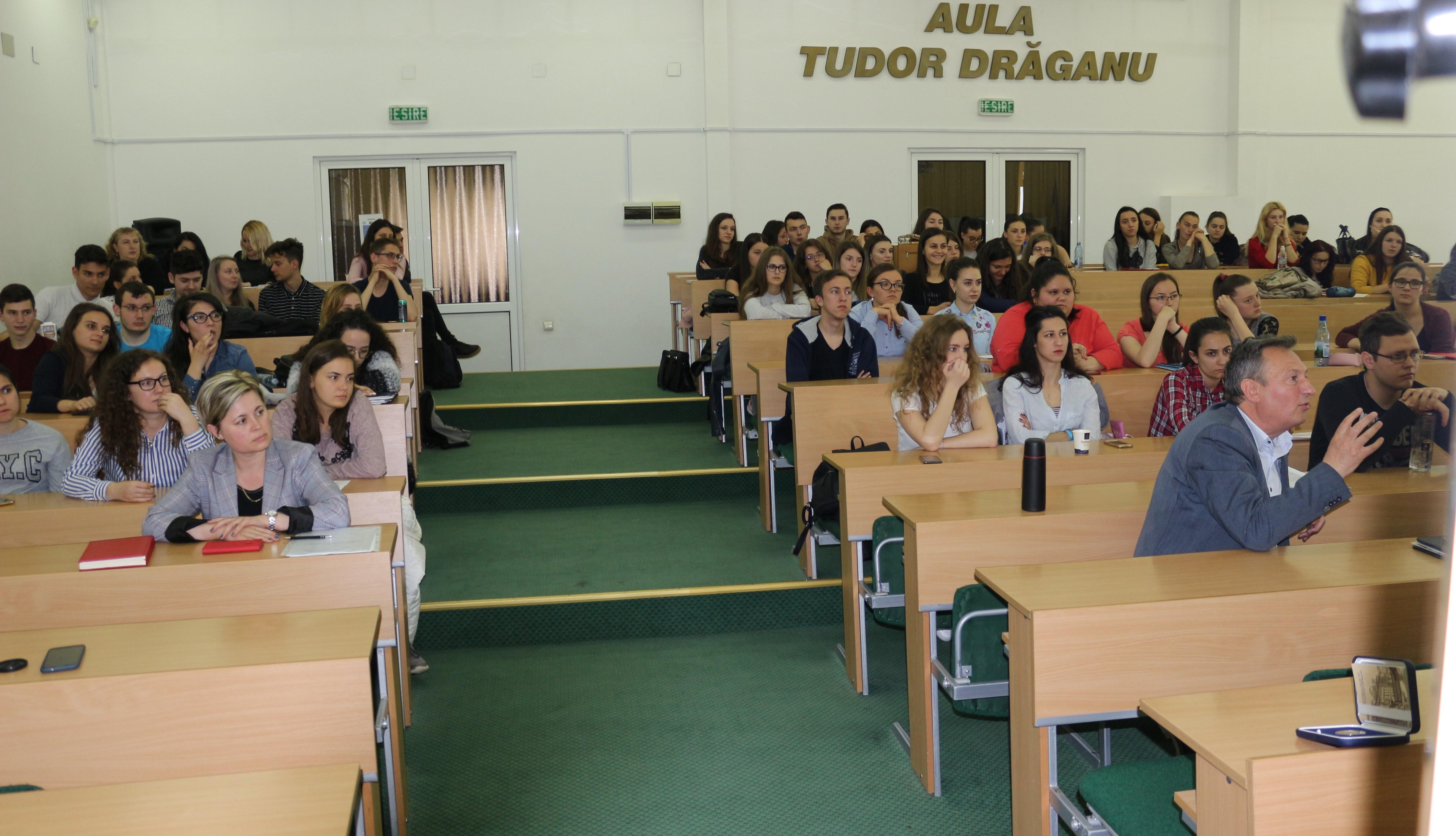 2 Foto workshop Economie si Drept