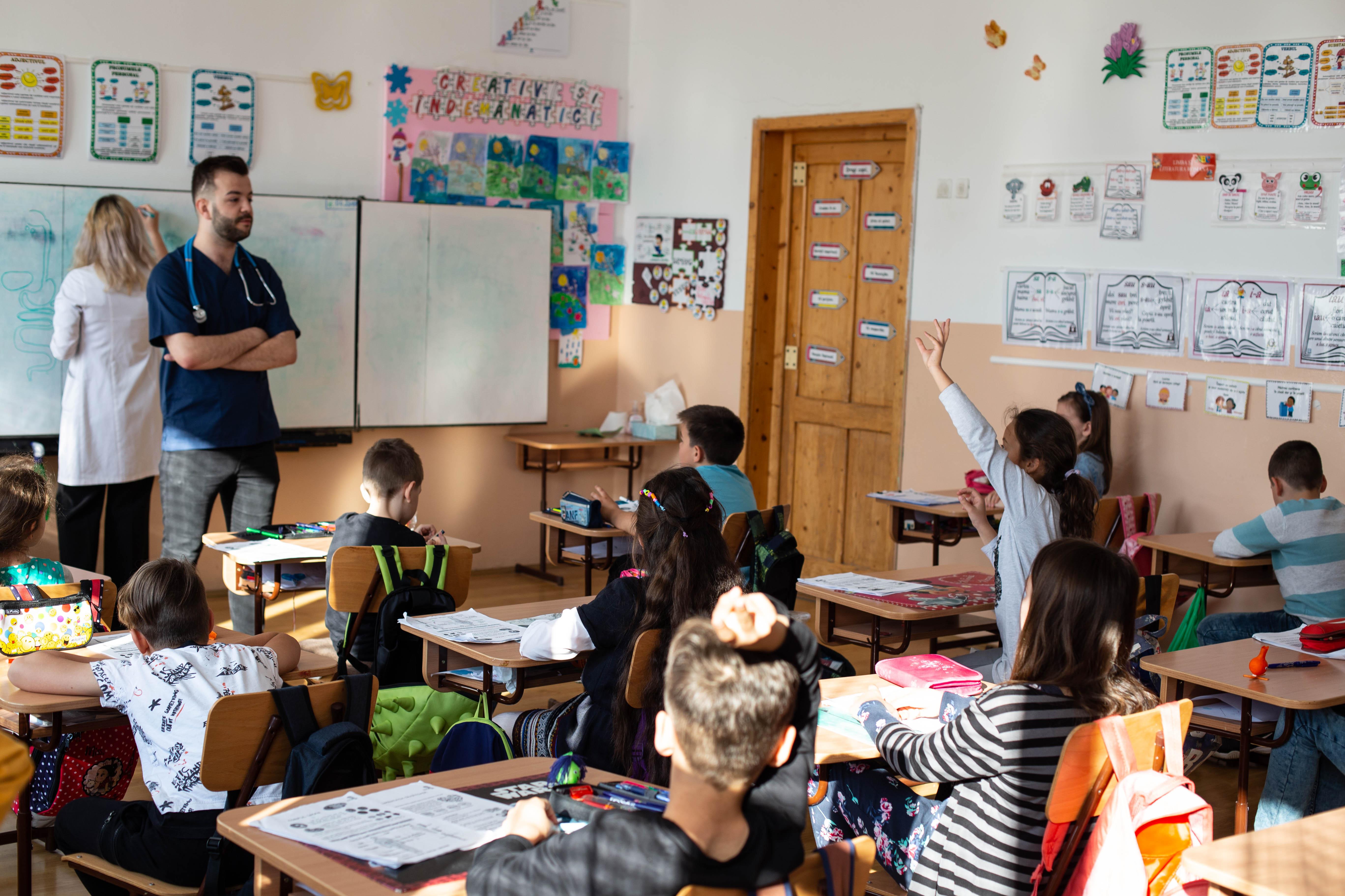 Micii sanitari din Târgu Mureș, din nou pe podium!