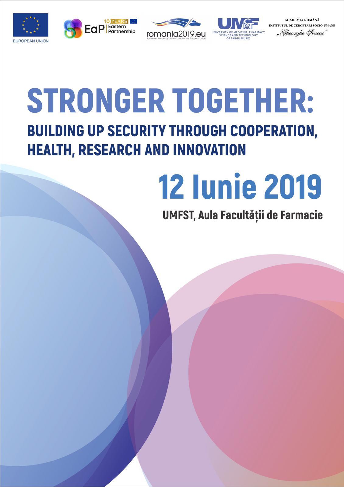 Afis conferinta 12 iunie 2019