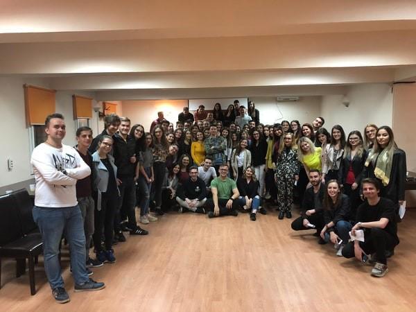 Peste 60 de studenți din marile centre universitare din țară, la UMFST Târgu Mureș