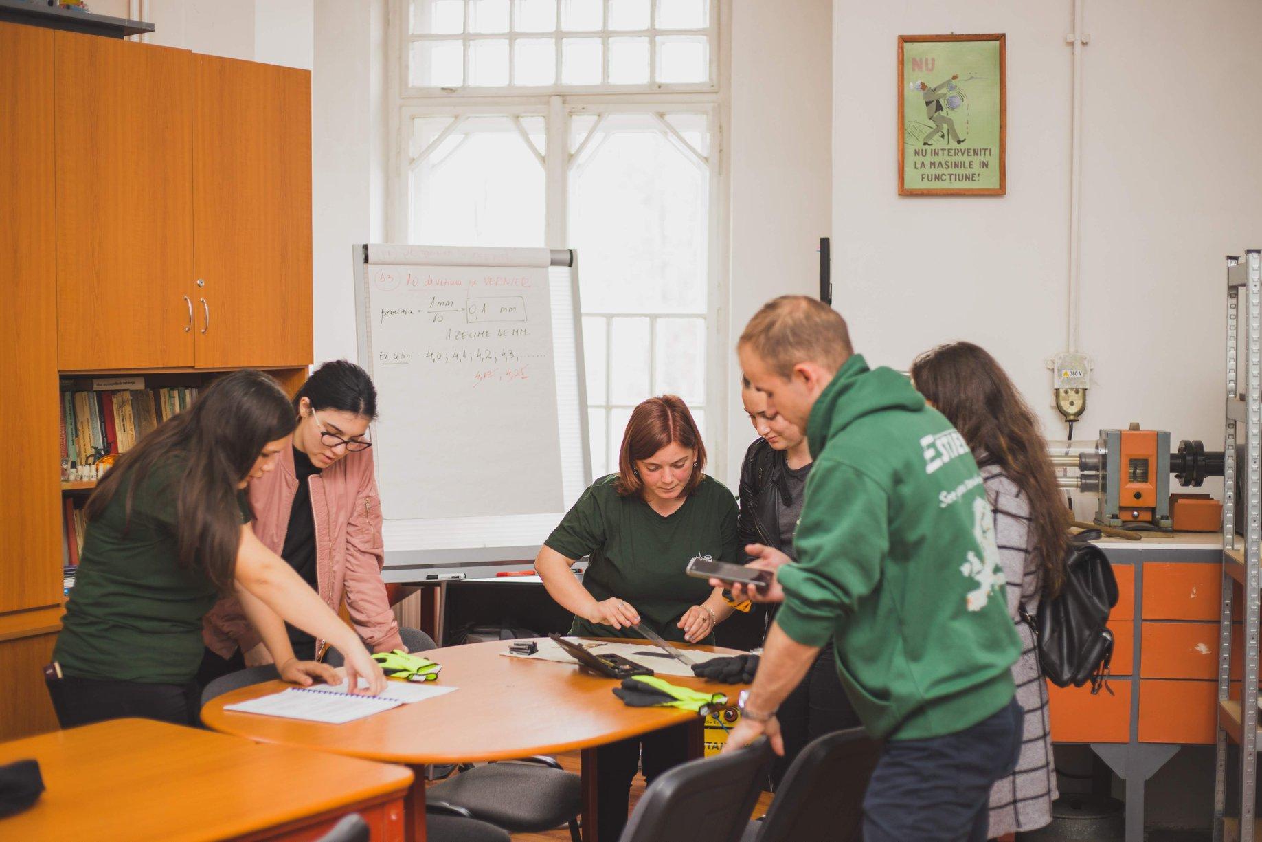 Internship la Accenture pentru studenții de la Inginerie și Tehnologia Informației