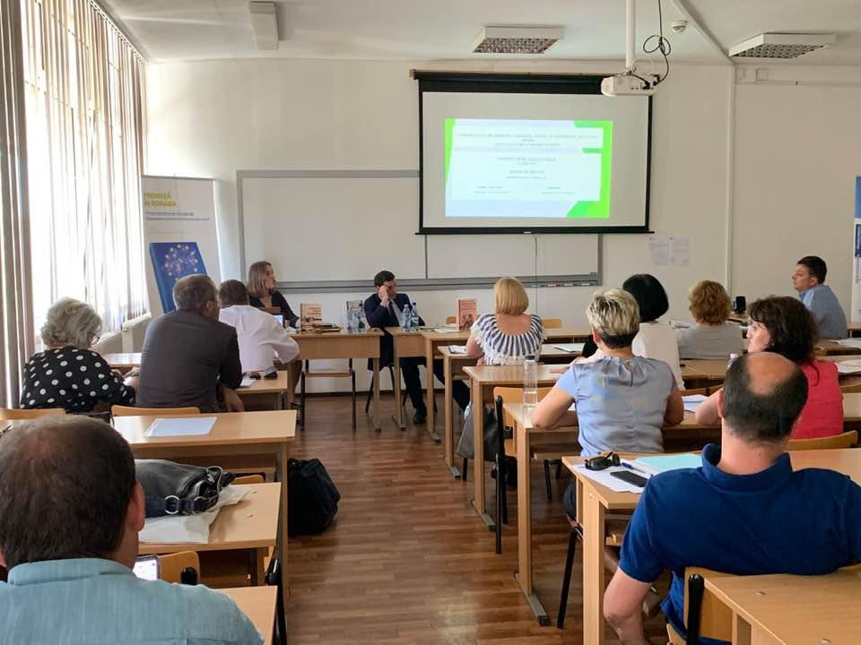 """Conferința Națională """"Achizițiile Publice în România"""", la UMFST Târgu Mureș"""
