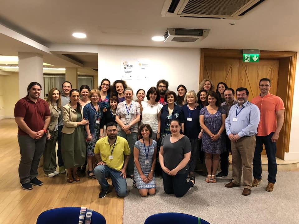 O nouă întâlnire de lucru în cadrul proiectului internațional ELSE