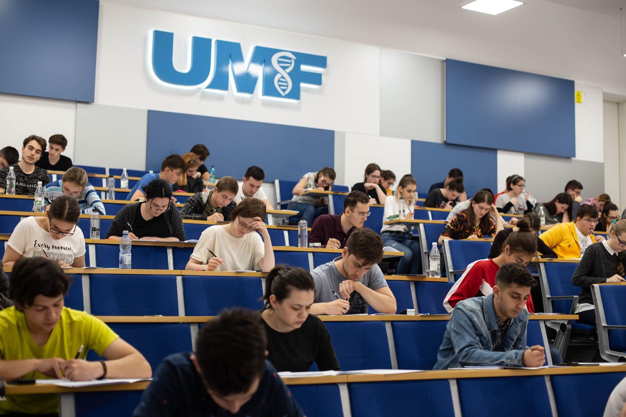 Aproximativ 3.900 de candidați s-au înscris la admitere la UMFST Târgu Mureș. Cea mai mare concurență din țară se înregistrează la Medicină, limba română