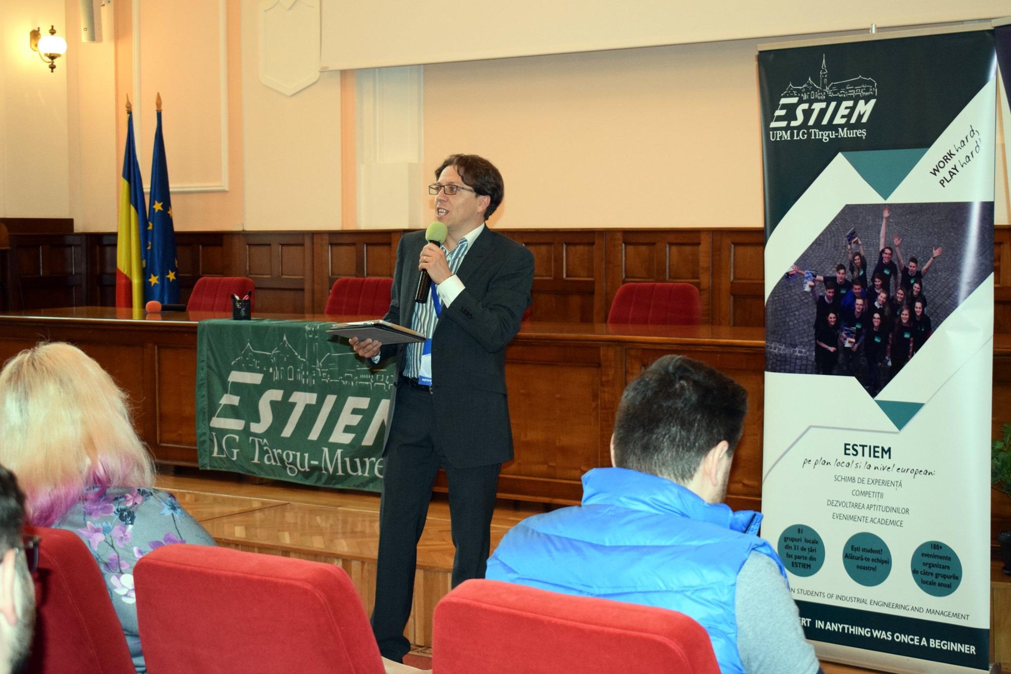Studenți din patru țări participă la Academia Internațională de Vară BEST de la Târgu Mureș