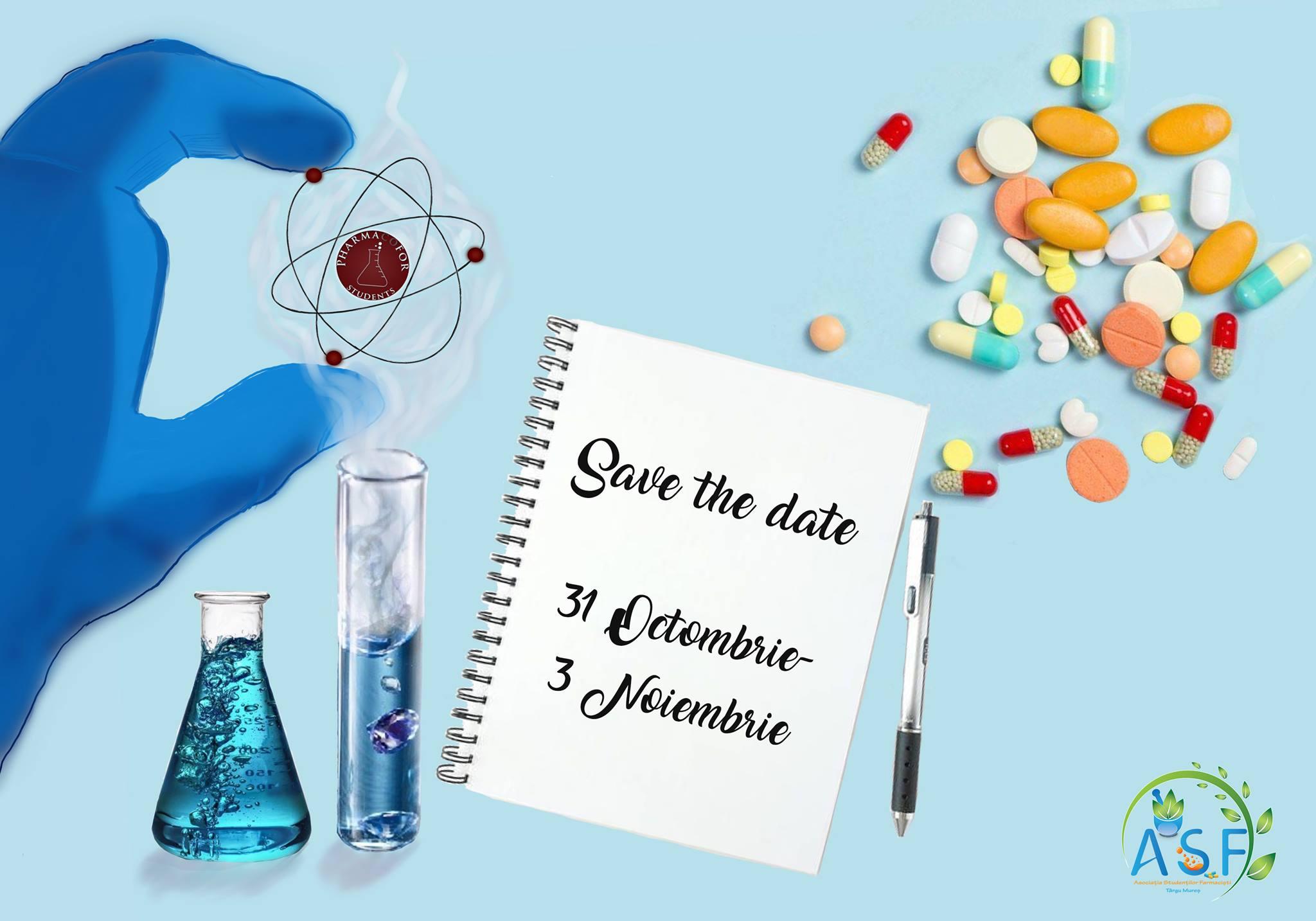 """Conferința studenților farmaciști """"PharmacoFor"""", la ediția a doua"""